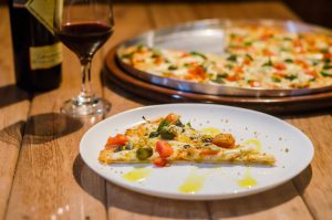 Pairing wine and pizza