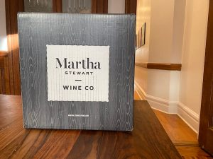 martha stewart wine club box